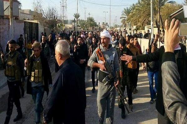 تلعب العشائر دورا كبيرا في العراق