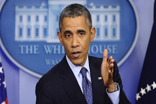 الرئيس الاميركي باراك أوباما