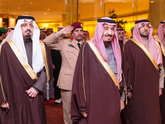 الأمير سلمان بن عبدالعزيز سيتلقى البيعة ملكاً على البلاد