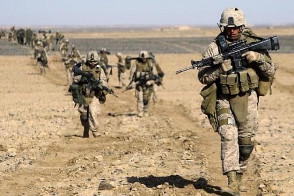 عناصر من الجيش الأميركي في أفغانستان