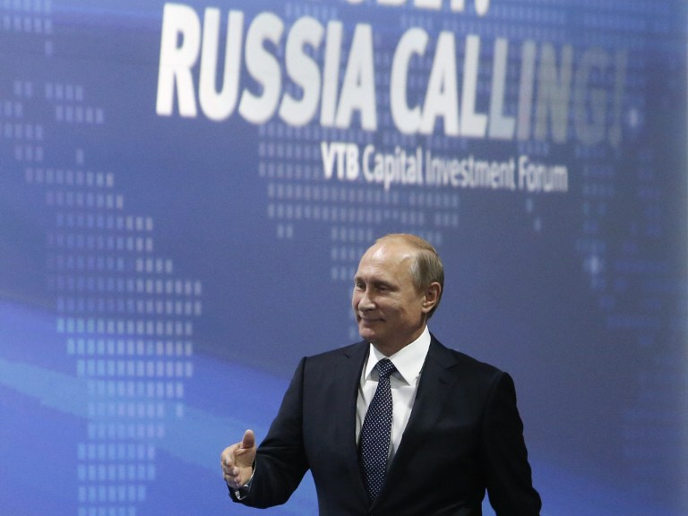 بوتين: الأميركيون مصابون بتشوش ذهني !