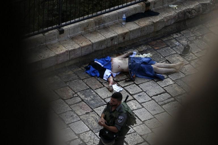 هجومان جديدان بالسكين في القدس ومقتل منفذيهما