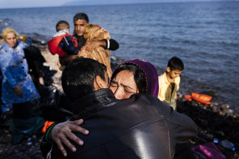 710 الاف مهاجر دخلوا الاتحاد الاوروبي خلال 9 اشهر