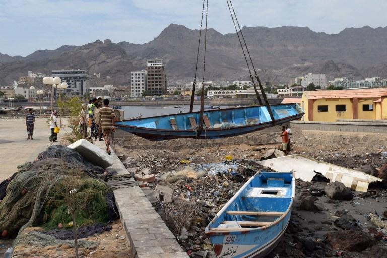 اليمن مهدد بالاعصار الجديد ميغ