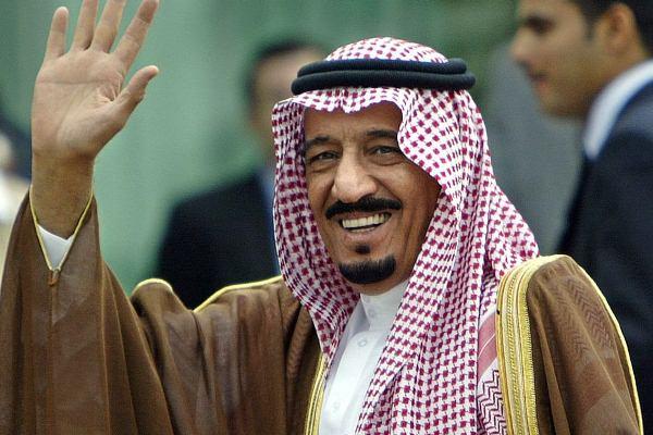 الملك سلمان يتصدر قائمة أقوى الشخصيات في العالم العربي