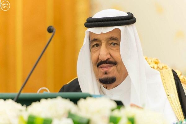 العاهل السعودي الملك سلمان