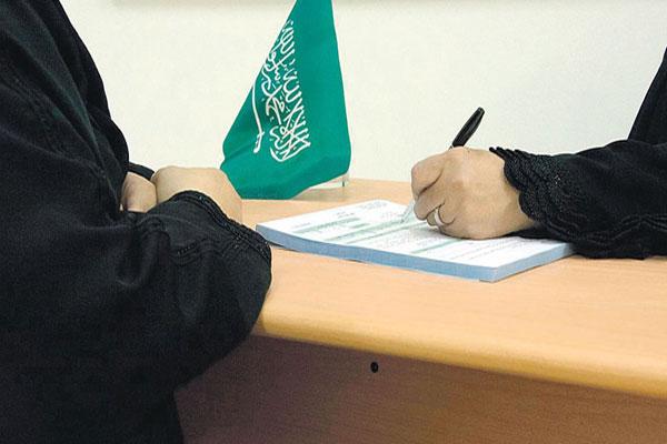 المرأة السعودية تشارك بقوة في الانتخابات البلدية