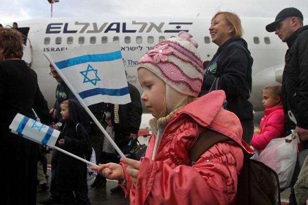 عنصرية اسرائيلية بوجه يهود روسيا وتقاليدهم