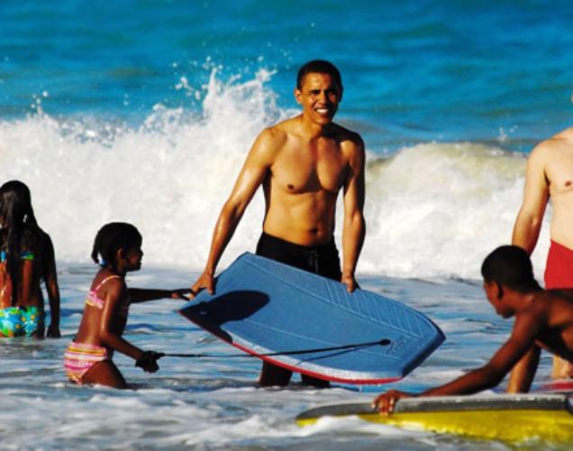 إجازة اوباما في هاواي تكلف دافعي الضرائب الملايين