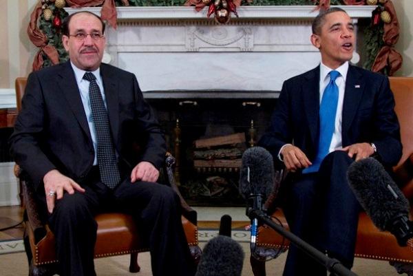 المالكي وأوباما... اتهامات متبادلة بشأن ظهور داعش