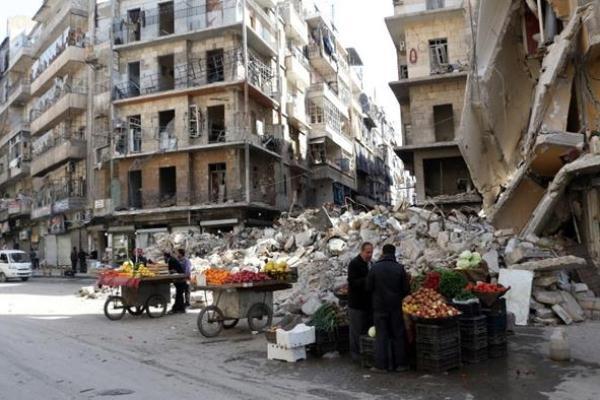 المعارضة تستعيد سريعًا ما خسرته في حلب