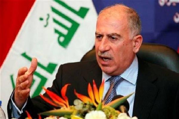 النجيفي يؤكد للعاهل الأردني دعم