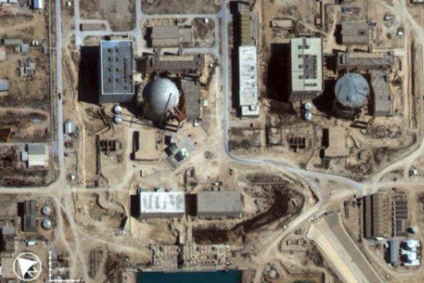 منشآت نووية إيرانية