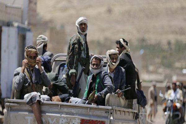 مسلحون من اللجان الشعبية في عدن - أرشيف أ ف ب
