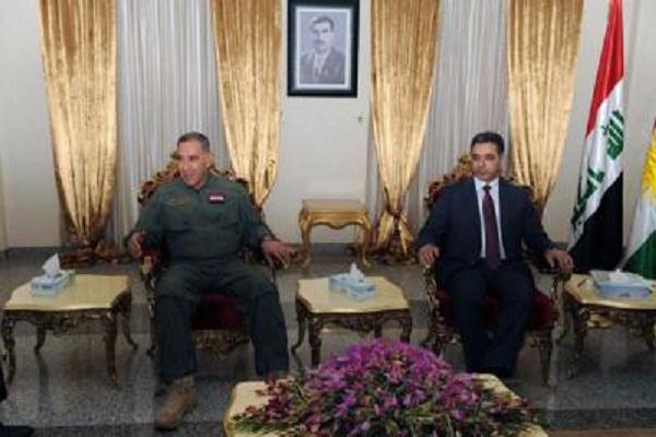 بغداد وإربيل تشكلان غرفة عمليات لتحرير الموصل