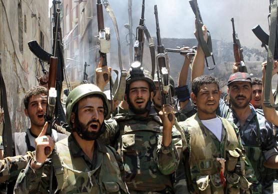 دمشق تتلقى وعودًا إيرانية بالدعم العسكري
