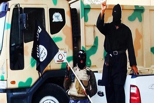 اعتقال اميركي متعاطف مع تنظيم داعش