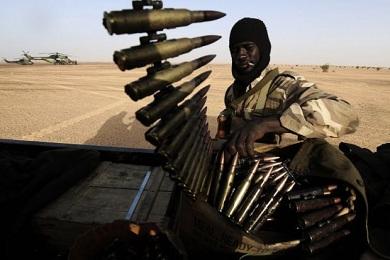 19 قتيلا في مواجهات بين الجيش والمتمردين في مالي