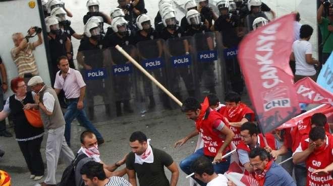 تبرئة كل المشبوهين بقيادة الاحتجاجات ضد حكومة تركيا