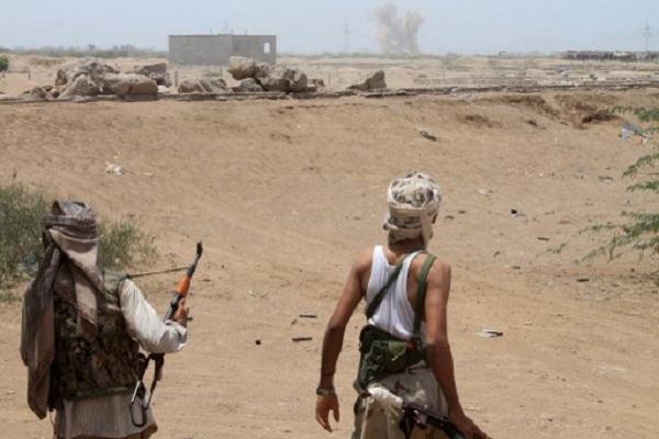 مقاتلون موالون للرئيس عبد ربه منصور هادي