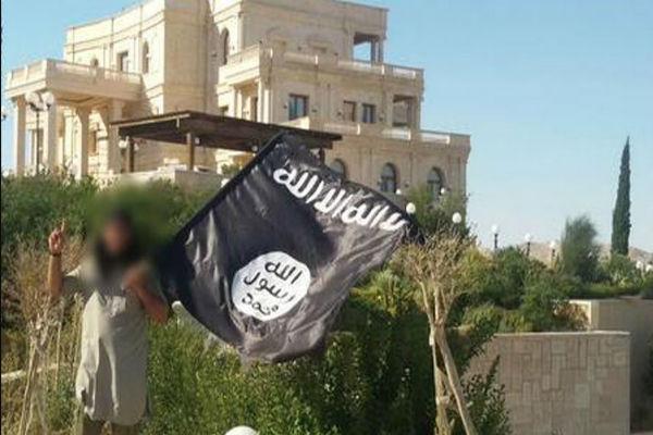 قصر الشيخة موزة في قبضة داعش
