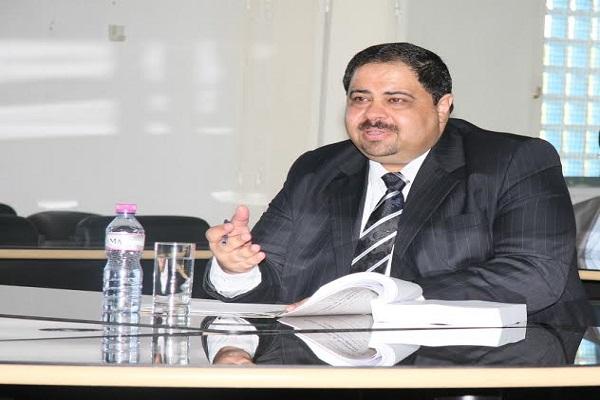 الدكتور مخلص المبارك رئيس مركز لندن للاستشارات والدراسات والتدريب