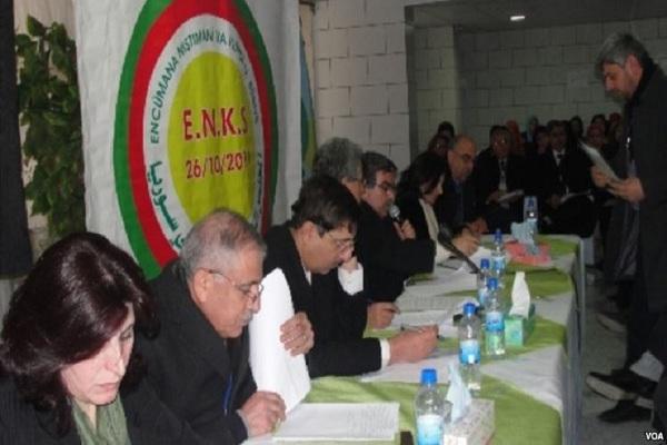 دعوة كردية لمؤتمر وطني جامع