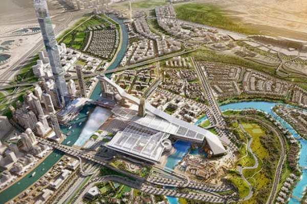 """ميدان وان"" دبي يحطم 5 أرقام قياسية"