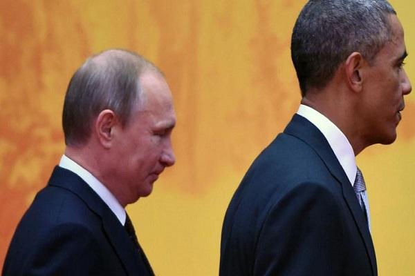 مصادمات كلامية قبل ساعات من قمة أوباما ـ بوتين
