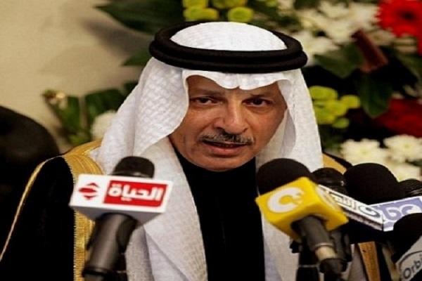 السفير السعودي في القاهرة