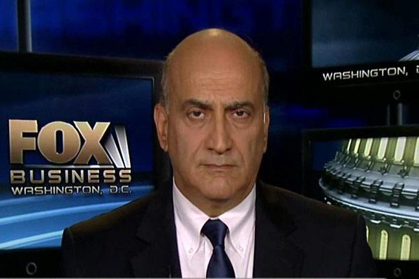 وليد فارس مستشار الشوؤن السياسية الخارجية للمرشح الجمهوري دونالد ترامب