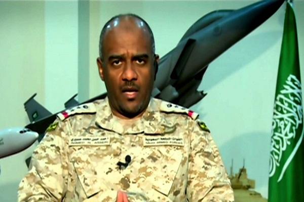 اللواء أحمد عسيري المتحدث باسم قوات التحالف العربي