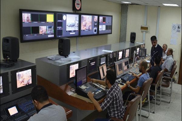 غرفة نشاط التحالف الإعلامي الوطني العراقي