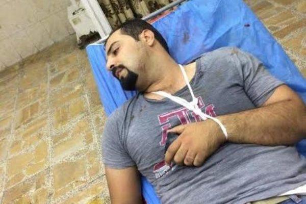 أفراد حماية معصوم يعتدون على صحافي عراقي