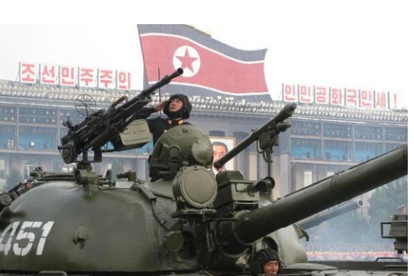 حيازة كوريا الشمالية السلاح النووي