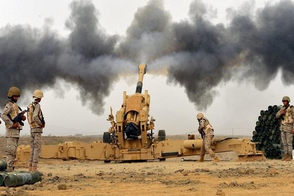 القوات السعودية تقتل عشرات الحوثيين حاولوا التسلل على حدود المملكة