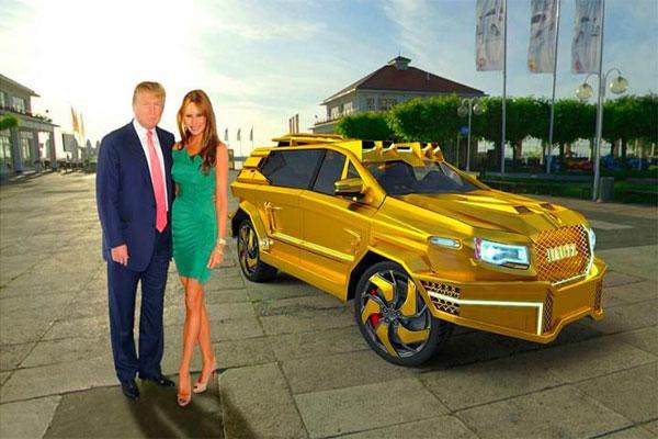 صممت للرئيس الجديد سيارة مصفحة بمواصفات تشبهه