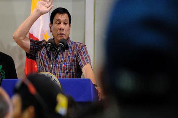 رئيس الفلبين: ترامب شجّعني على مكافحة المخدرات