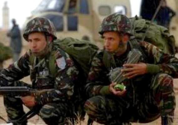 جنديان مغربيان - أرشيفية