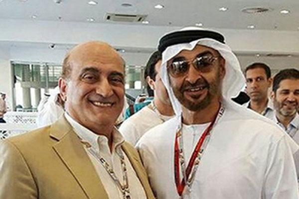 اقامة التحالف العربي الاميركي، والذي ستشكل الامارات والسعودية جزءا اساسيا منه