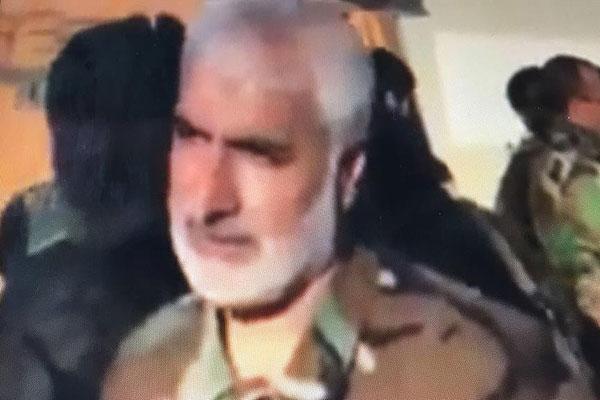 الجنرال الايراني سيد جواد