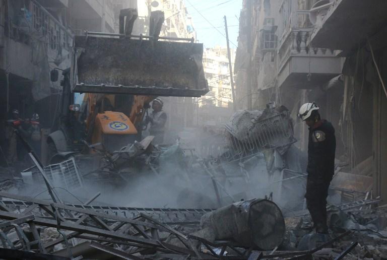 120 قتيلا من قوات النظام والمعارضة في اشتباكات شمال حلب