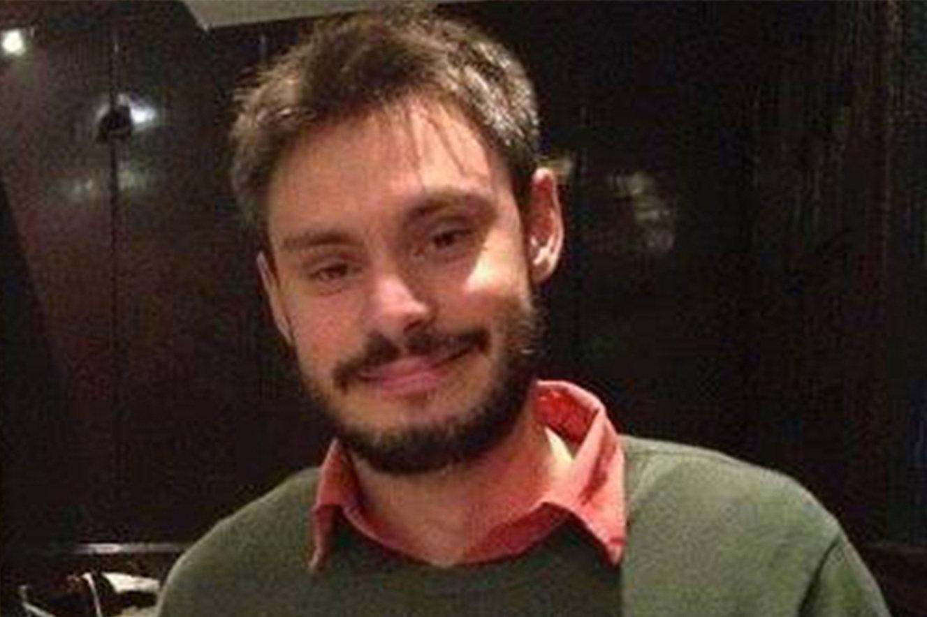 وصول جثمان طالب ايطالي قضى تحت التعذيب في مصر الى روما