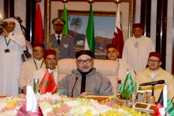 الملك محمد السادس: عقد القمة الخليجية -المغربية ليس موجها ضد أحد
