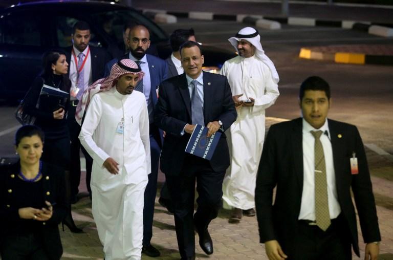 مفاوضات الكويت حول إنهاء الصراع في اليمن مستمرة