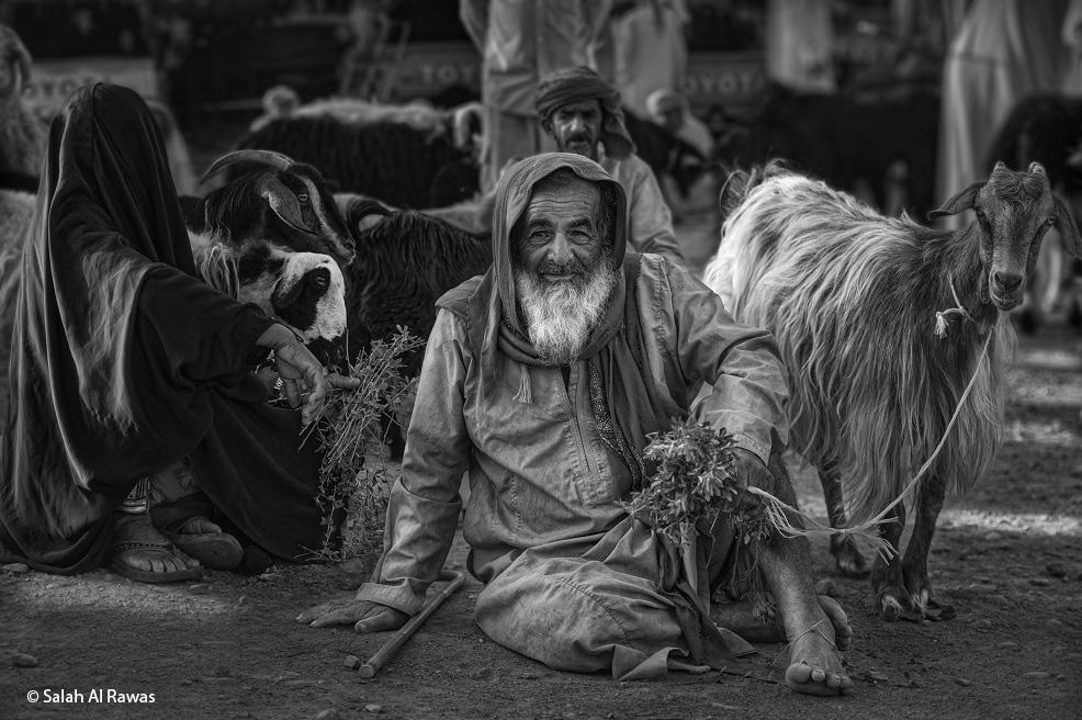 صورة لصلاح الرواس – سلطنة عُمان