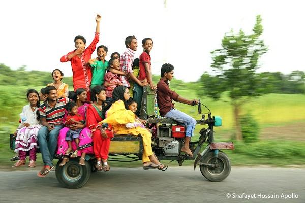 شفاعة حسين أبولو – بنغلاديش