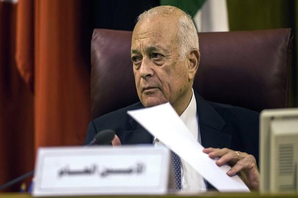 الامين العام للجامعة العربية نبيل العربي