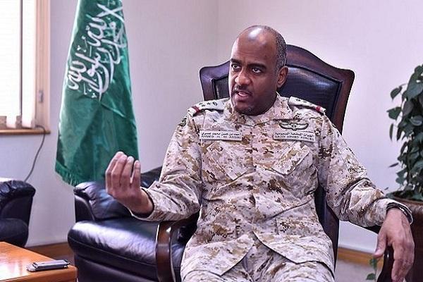 العميد الركن أحمد عسيري مستشار وزير الدفاع السعودي والمتحدث باسم قيادة التحالف العربي