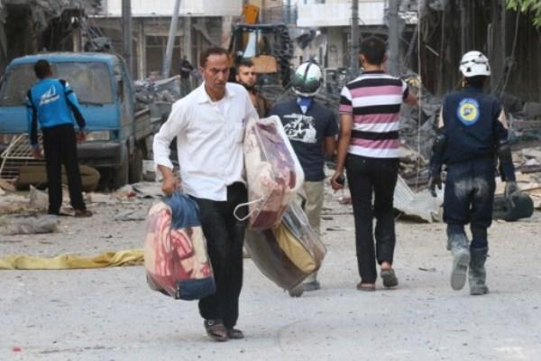 أزمة تموين تواجه أحياء حلب المُعارِضة